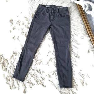 ⚡3/$20 GAP 1969 Faded Grey Wash Legging Jeans